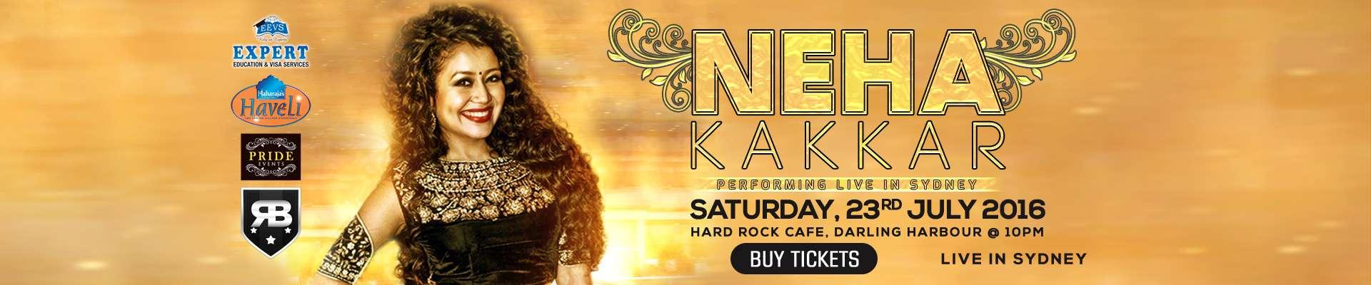 Neha Kakkar & Tony Kakkar Live in Sydney