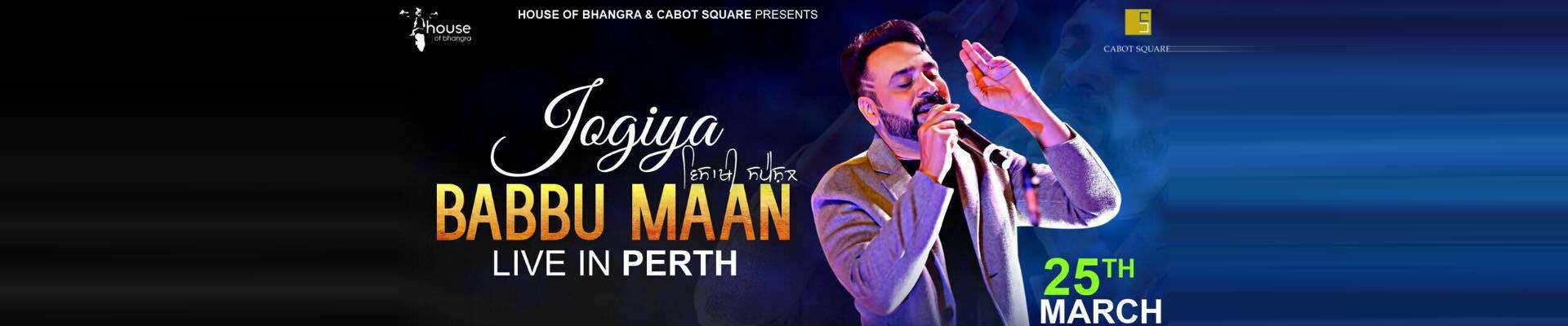 Babbu Maan Live In Perth 2017