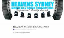 Heavens Sydney Productions