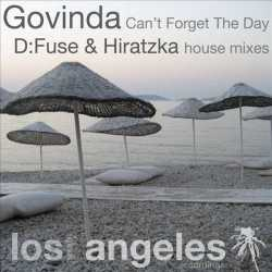 Can T Forget The Day D Fuse Hiratzka Remixes Single by Govinda