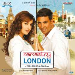 Namastey London Original Motion Picture Soundtrack by Himesh Reshammiya