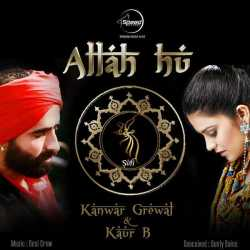 Allah Hu Single by Kaur B