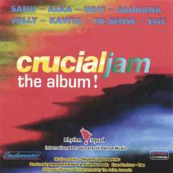 Crucial Jam The Album by Kumar Sanu