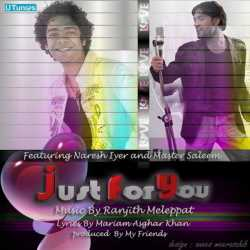 Just For You Single by Master Saleem