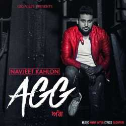 Agg Feat Aman Hayer Single by Navjeet Kahlon