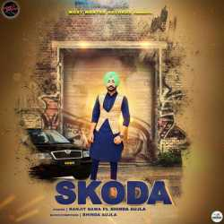 Skoda Feat Bhinda Aujla Single by Ranjit Bawa
