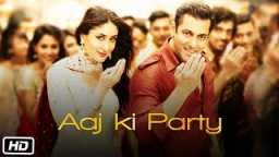 \'aaj Ki Party\' Video Song - Mika Singh | Salman Khan, Kareena Kapoor | Bajrangi Bhaijaan