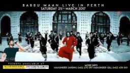 Babbu Maan Live In Concert - Jogiya Vaisakhi Special Live In Perth