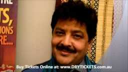 Bollywood Legend Udit Narayan In Sydney 2013 at Himalaya Granville Invitation For Sydney Fans