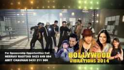 Bollywood Vibration Tour 2014 Govinda Aala Re!!! 8th August @ Sydney Town Hall