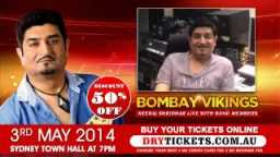 Bombay Vikings Inviting Sydney For Live Concert