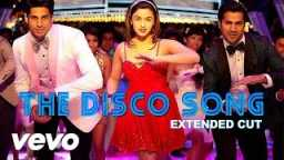 Disco Deewane Song - Remix Movie Student of The Year