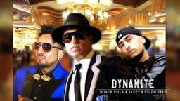 Dynamite - Roach Killa & Jazzy B Feat. Dr. Zeus - New Punjabi Song