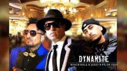 Dynamite - Roach Killa & Jazzy B Feat. Dr. Zeus - New Punjabi Song