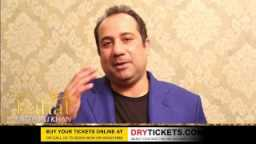 Invitation For Sydney Fans by Ustad Rahat Fateh Ali Khan Sydney 2015