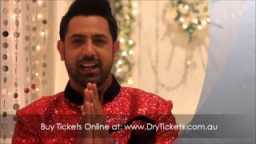 Invitation To Sydney Fans by Gippy Grewal Desi Rockstars Tour 2013