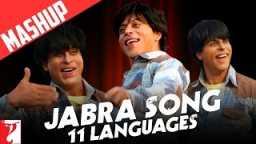 Jabra Song in 11 Languages - Harbhajan Mann