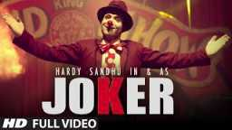 Joker Hardy Sandhu Music by B Praak