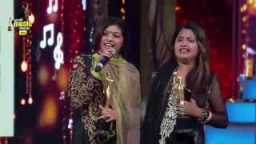 Nooran Sisters at Mirchi Awards
