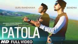 Patola (full Song) Guru Randhawa | Bohemia | T-series