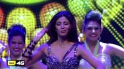 Shilpa Shetty\'s Sizzling Performance