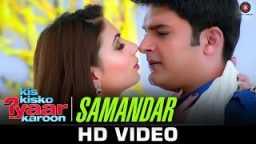 Simran Kaur Mundi & Kapil Sharma in Samandar Movie Kis Kisko Pyaar Karoon