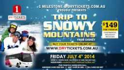 Trip to Snowy Mountains - DryTickets com au