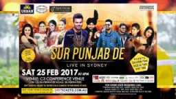 Sur Punjab De Live In Sydney 2017 Video Advert