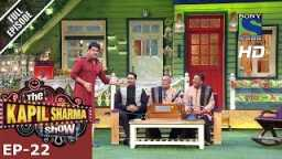 The Kapil Sharma Show - Wadali Bandu Night