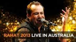Ustad Rahat Fateh Ali Khan Australia Tour 2013 - Sydney, Melbourne & Brisbane