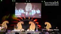 Ustad Rahat Fateh Ali Khan Live Performance Akhiyan