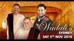 Wadali Live In Concert Sydney 2016