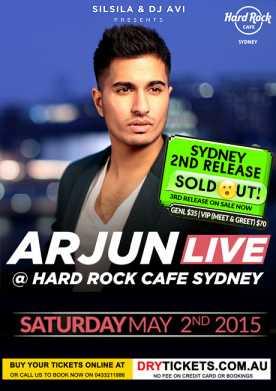 Arjun Live In Sydney
