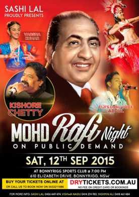 Mohd Rafi Night