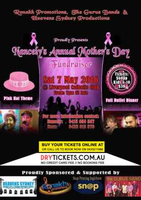 Nancely's Annual Mother's Day Fundraiser