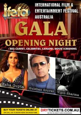 ifefa Opening Gala Night