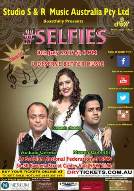 Selfies - Bollywood Night In 2017