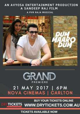 Dum Maaro Dum Movie Screening In Melbourne