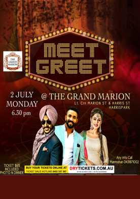 Meet & Greet - Desi Mela Team In Sydney
