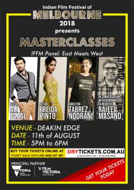 Master Classes - East meets West