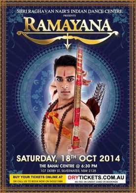 Ramayana Oct 2014