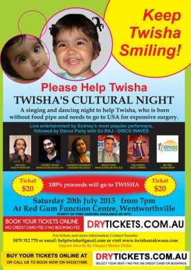 Twisha's Cultural Night