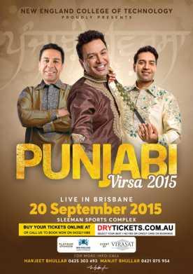 Punjabi Virsa 2015 Live In Brisbane