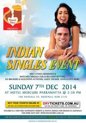 Indian Singles Event