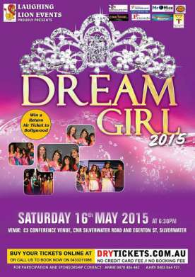 Dream Girl 2015 Live in Sydney