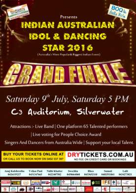 Indian Australian Idol & Dancing Star