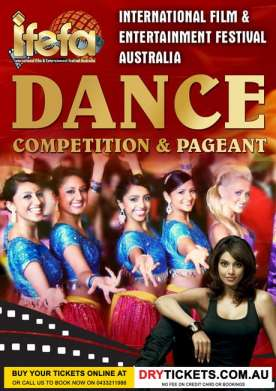 Dance Competition & Pagent