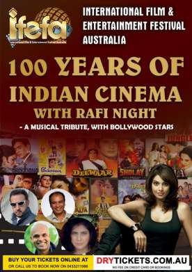 100 Years Of Indian Cinema With Rafi Night