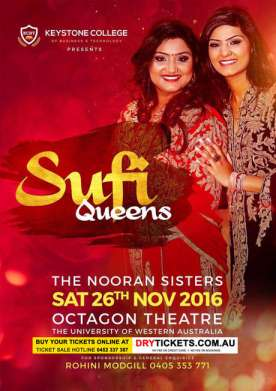 Sufi Queens Nooran Sisters Live In Perth