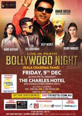 Kala Chashma Live In Perth 2016